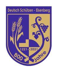 Wappen mit 800 Jahren Text