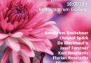 Benefizkonzert der Krebshilfe Burgenland